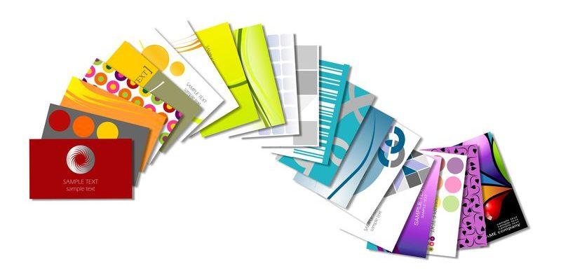 Как заработать на изготовление визиток
