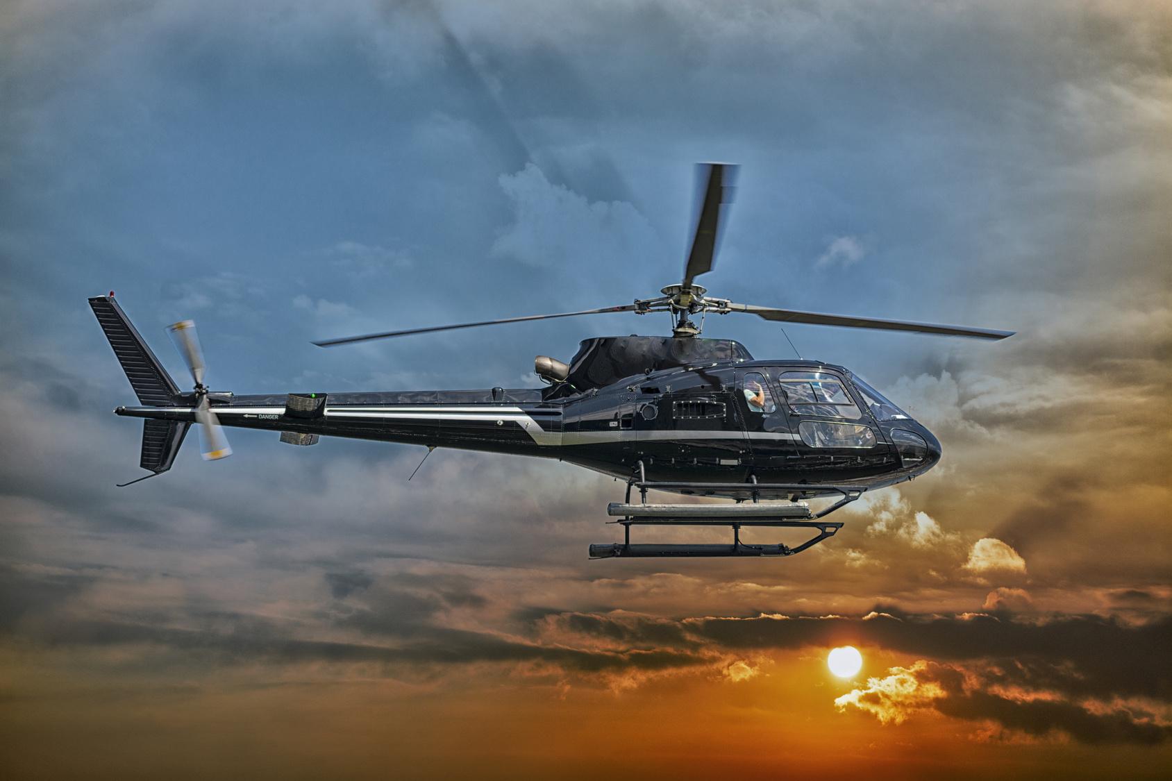Первым делом – вертолеты!