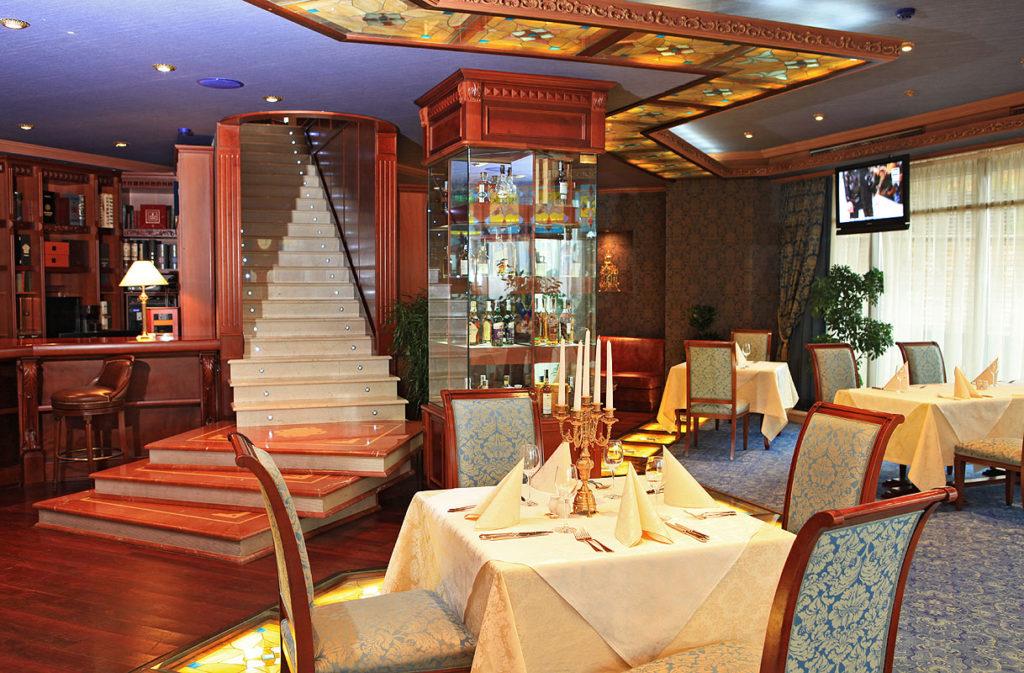 Свой ресторан в Монако