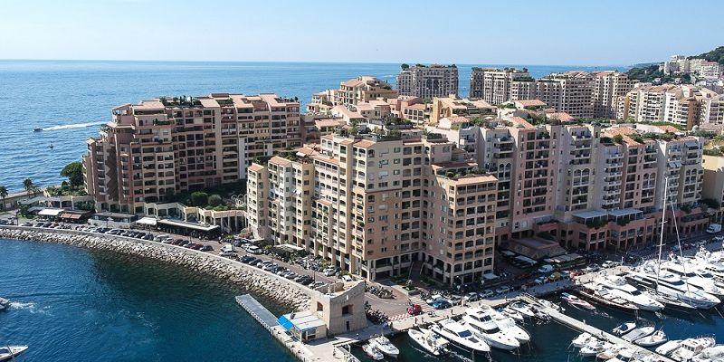 Живу в Монако!