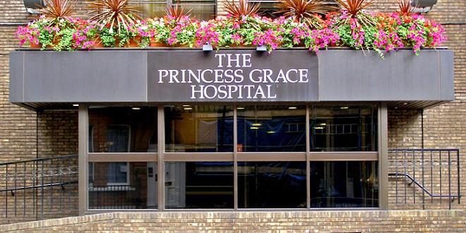 Госпиталь принцессы Грейс в Монако